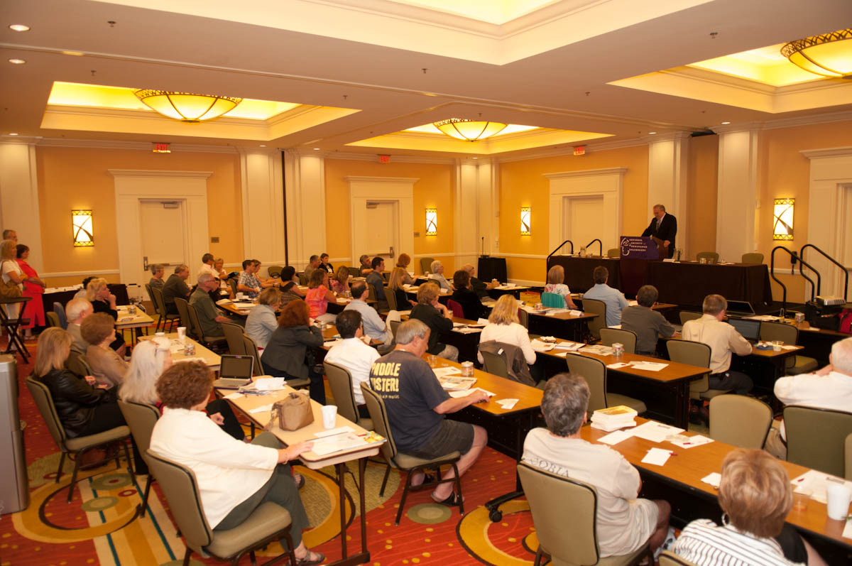 2012 NSNC Conference, Macon. Photo: Larry Najera